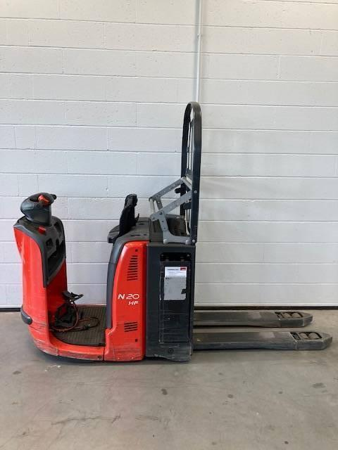 Linde N20HP/132, Low lift order picker, Material Handling