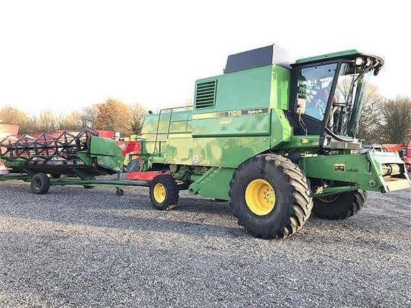 used john deere 1188 h4 m hdrescher combine harvesters year 1989 for sale mascus usa. Black Bedroom Furniture Sets. Home Design Ideas