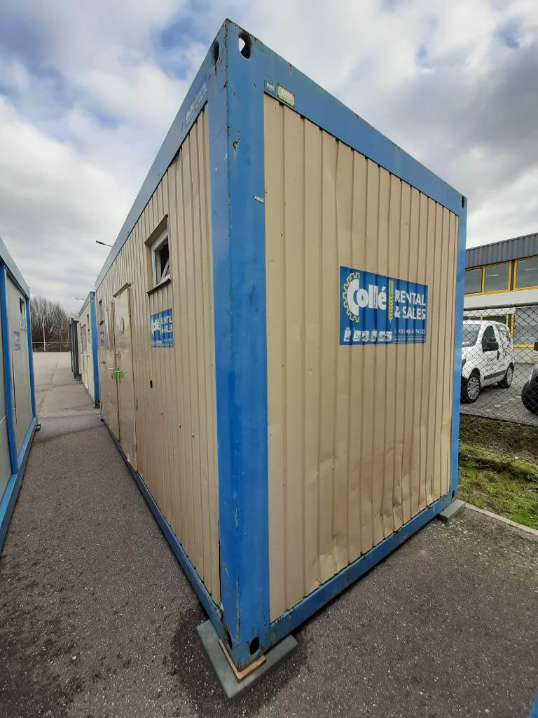 [Other] Toiletunit Sanitairunit Collé WC Unit, Speciale containers, Transport