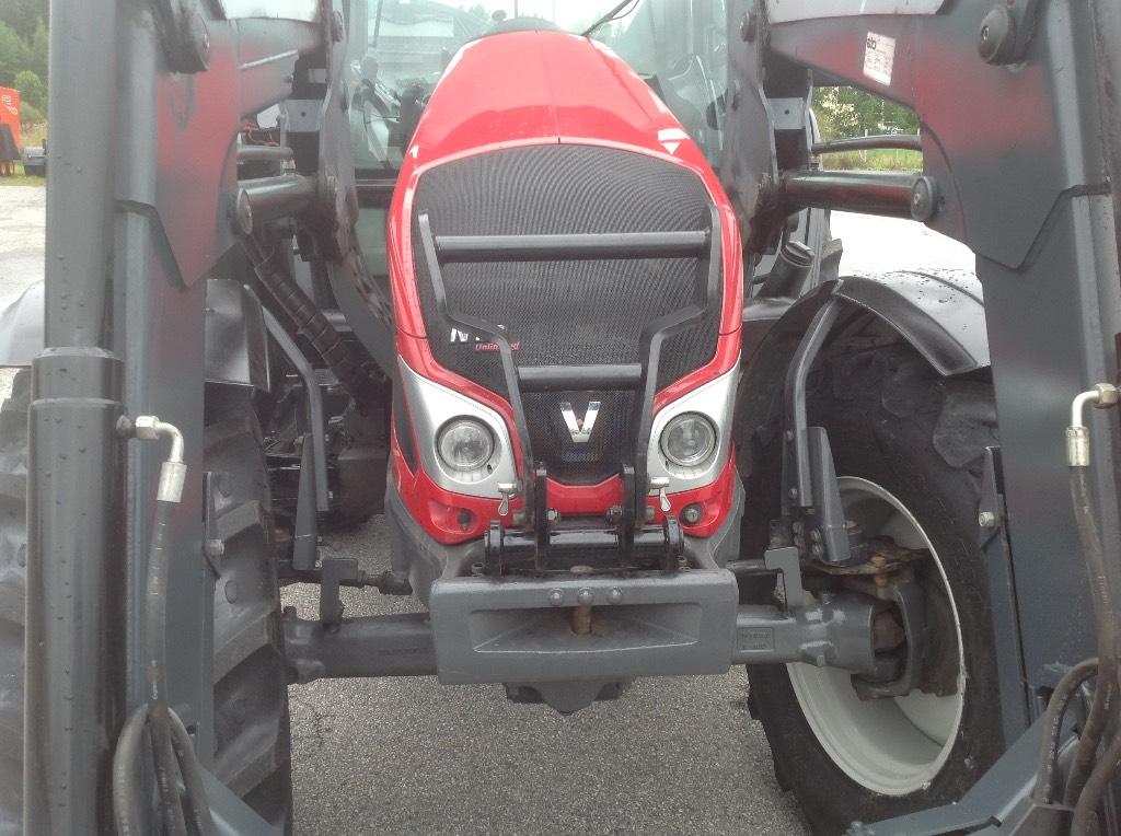Valtra N 103 + 36, Traktorit, Maatalous