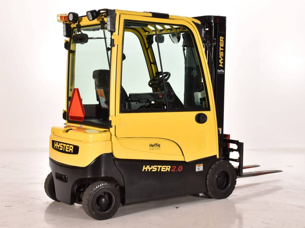 Hyster J 2.0 XN LWB, Electric counterbalance Forklifts, Material Handling