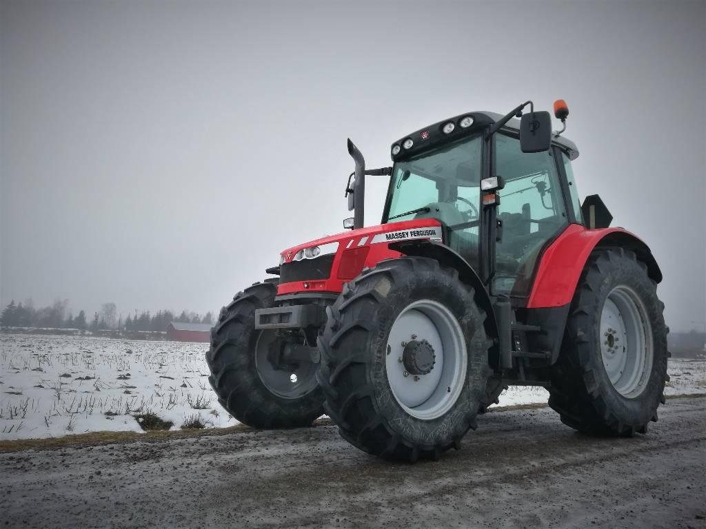 Massey Ferguson 6455 Dyna-6, Traktorit, Maatalous