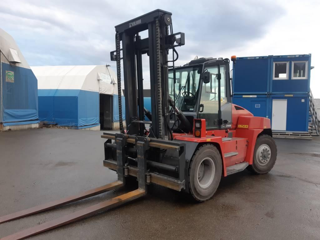 Kalmar DCG127-6T - sel trucks - Material Handling ... on