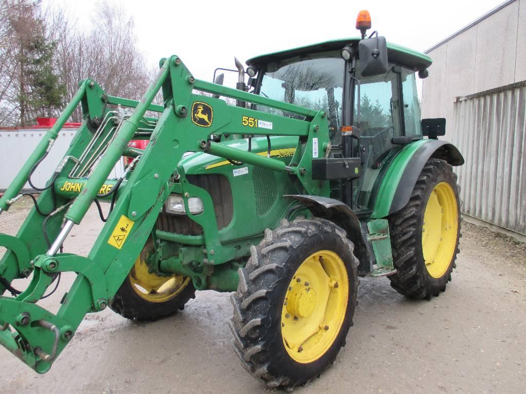 John Deere 5720, Traktorer, Landbrug
