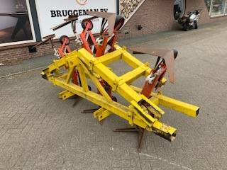 Other 6 rij schoffel machine, Harrows, Agriculture