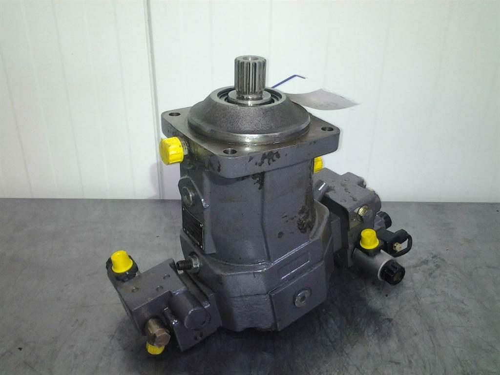 Brueninghaus Hydromatik A6VM80DA5X/63W - Volvo L20B/L25B - Drive motor