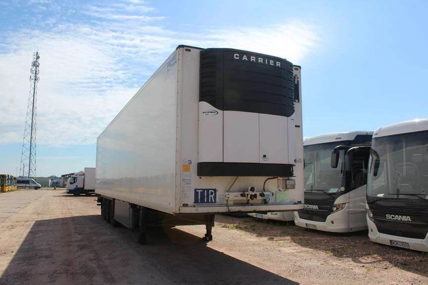Schmitz SCB * S3B, Refrigerated Trailers, Trucks and Trailers