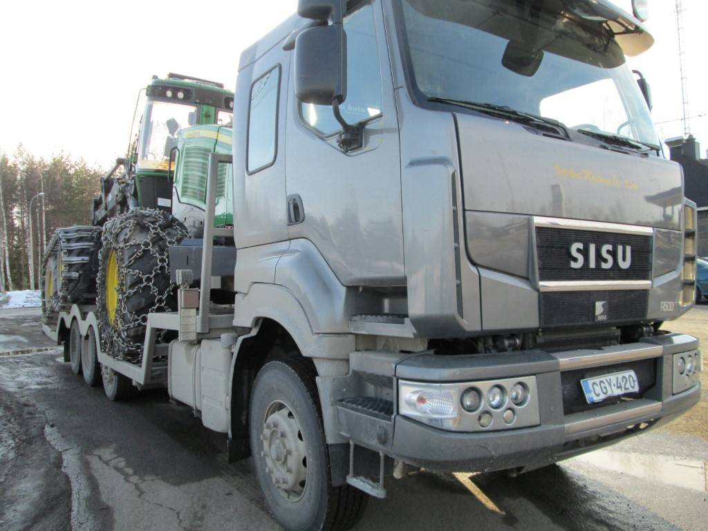 Sisu R500, Other trucks, Transportation