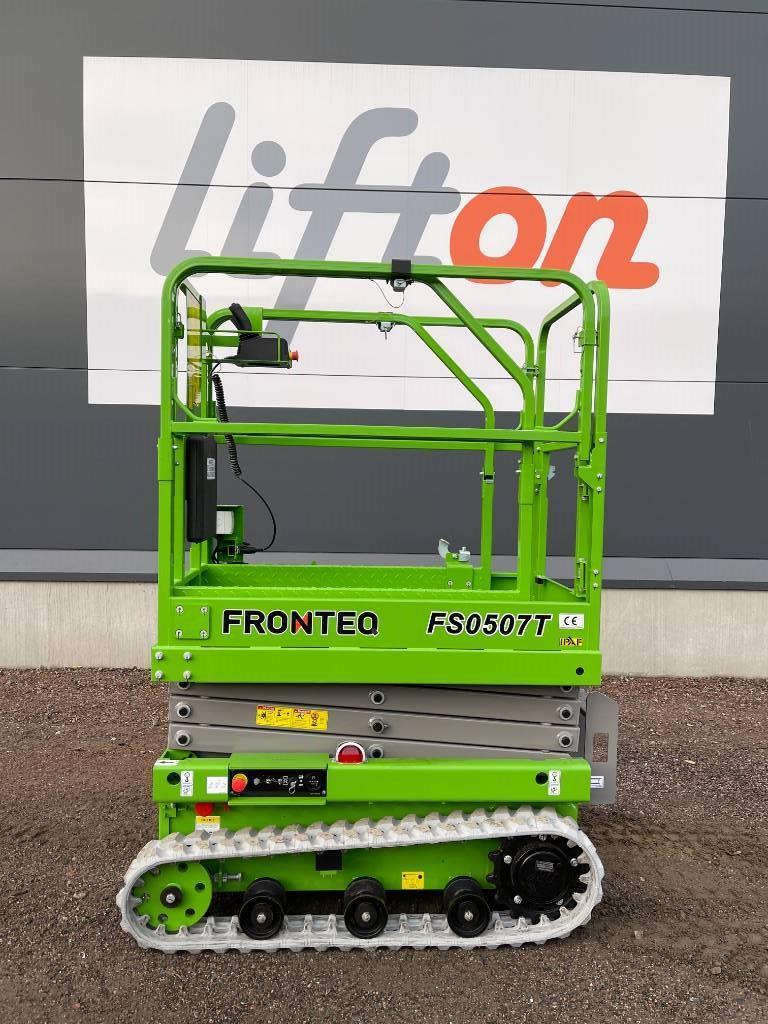 [Other] Fronteq FS0507T, Saxliftar, Entreprenad