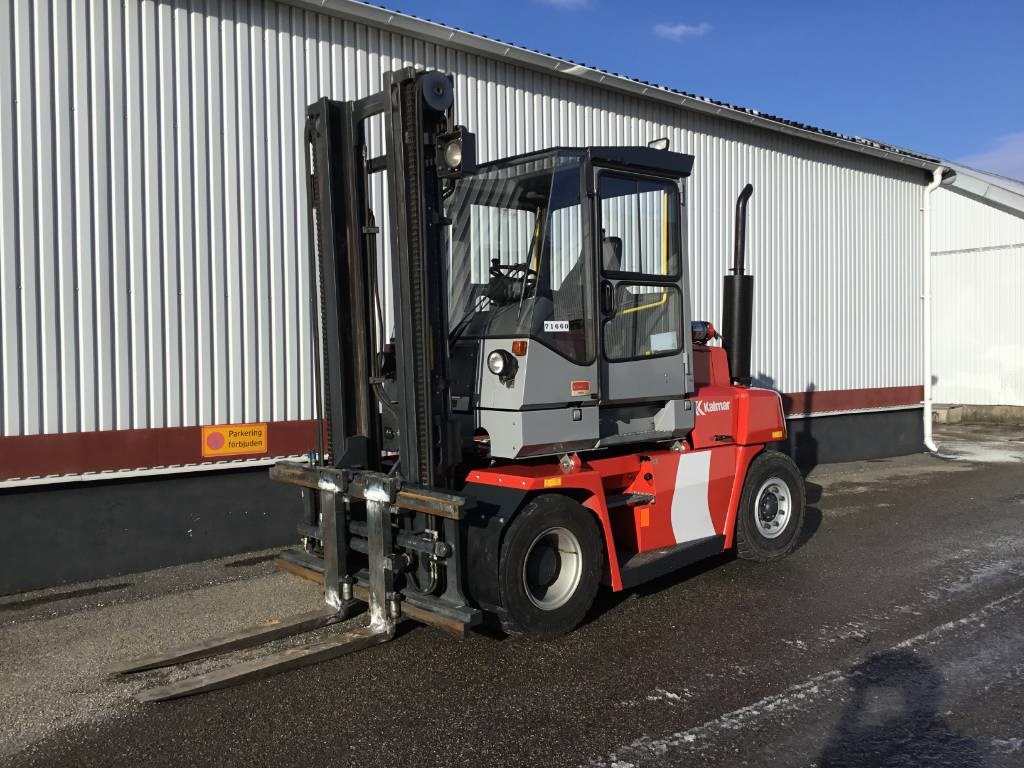 Kalmar DCE70-6, Diesel Stapler, Flurförderzeuge