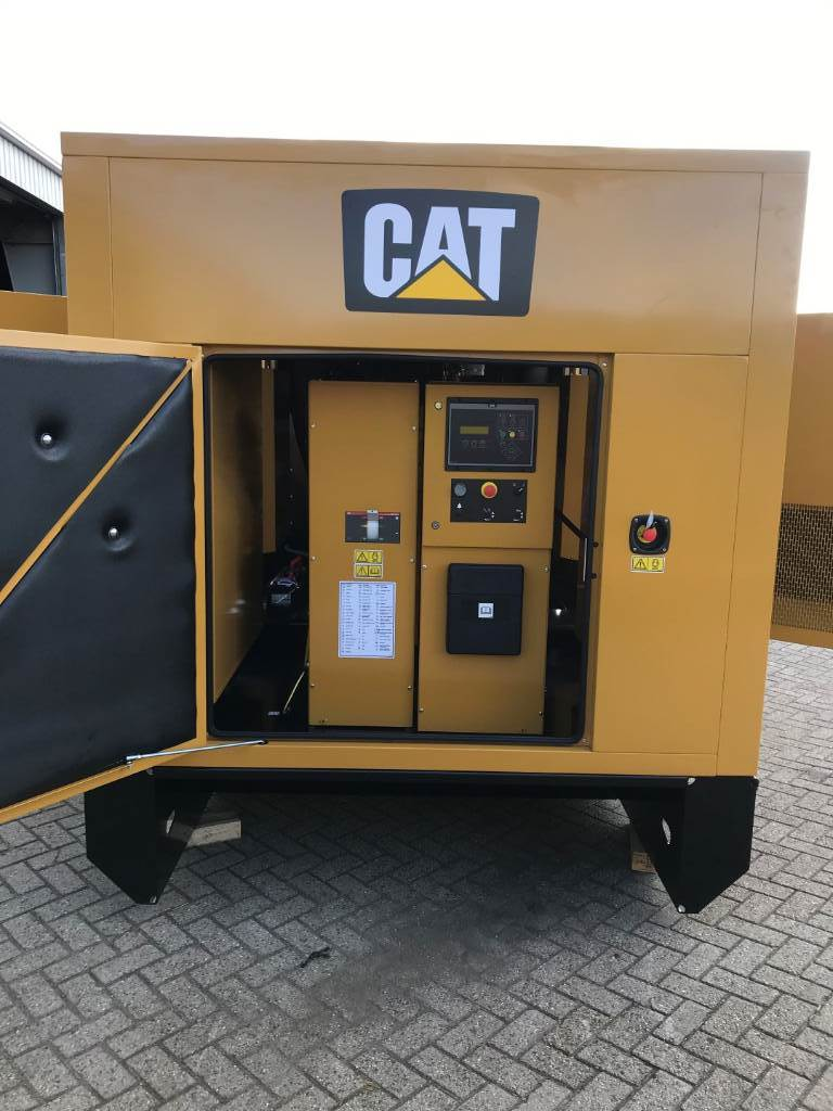 Caterpillar C18 E0 - Generator Set - 850 kVa - DPH 98017, Diesel Generators, Construction
