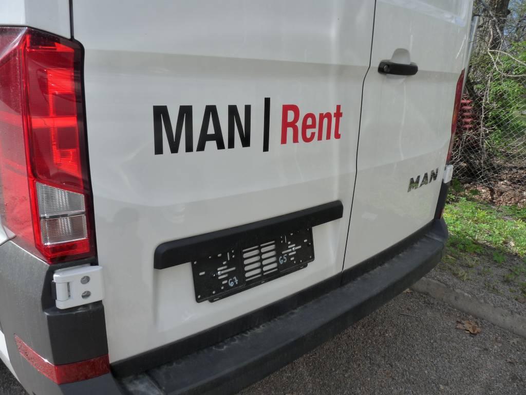 MAN TGE 5.180 2,0 TDI 130kW kuorma-auto, Pakettiautot, Kuljetuskalusto