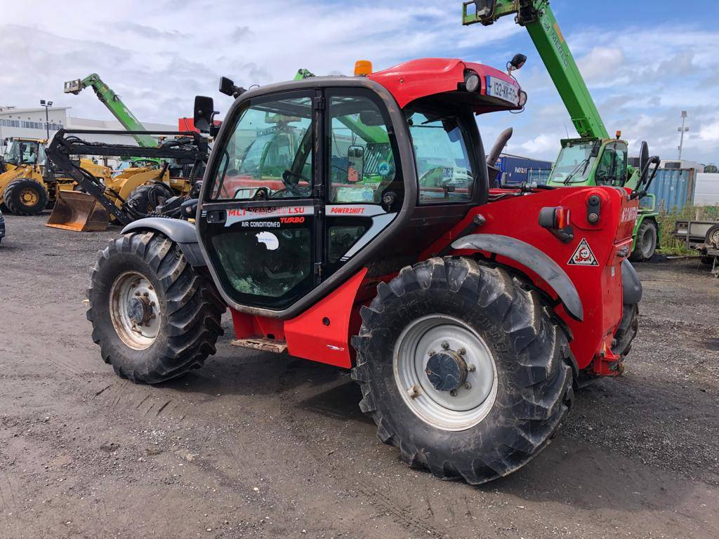 Manitou MLT 735-120 LSU PS, Telescopic Handlers, Construction Equipment