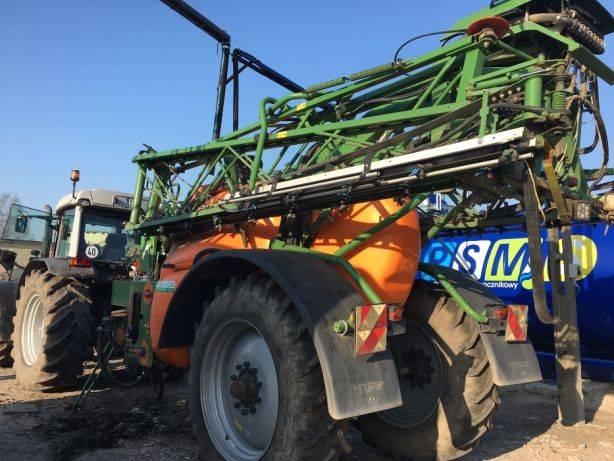 Amazone UX 4200, Opryskiwacze, Maszyny rolnicze