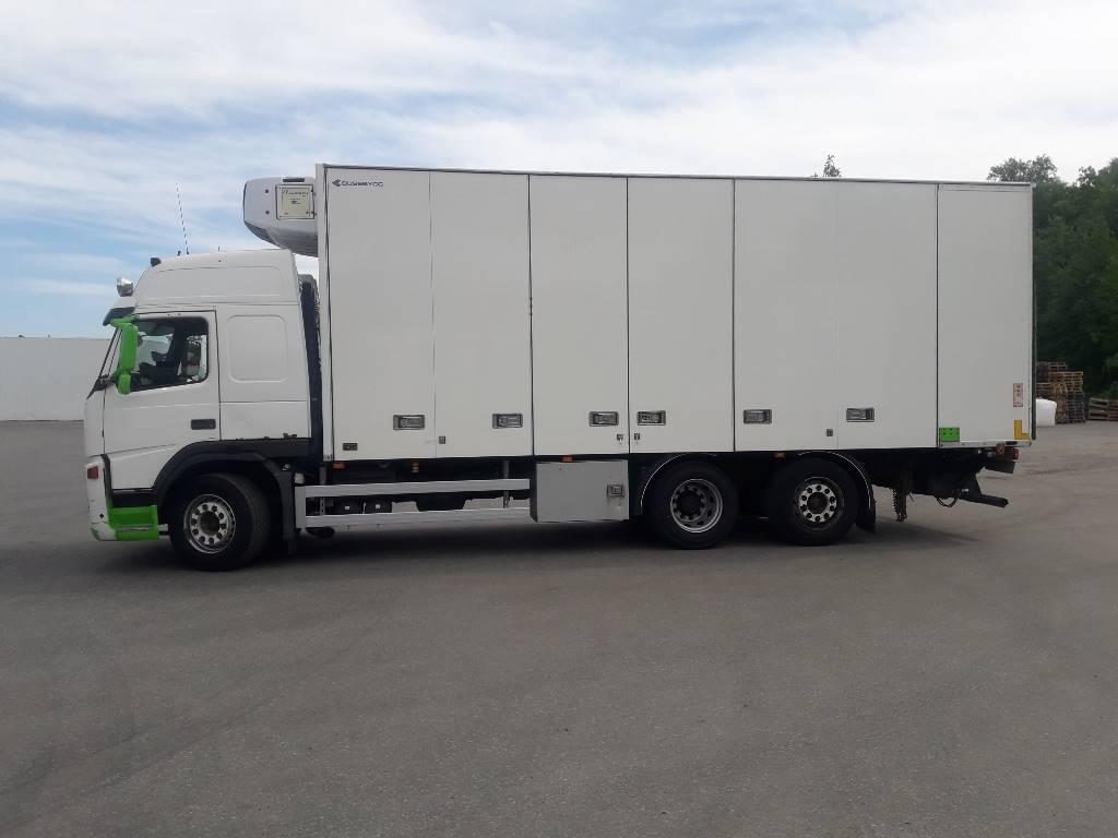 Volvo FM9-380 6X2, Skapbiler Frys/kjøl/varme, Transport