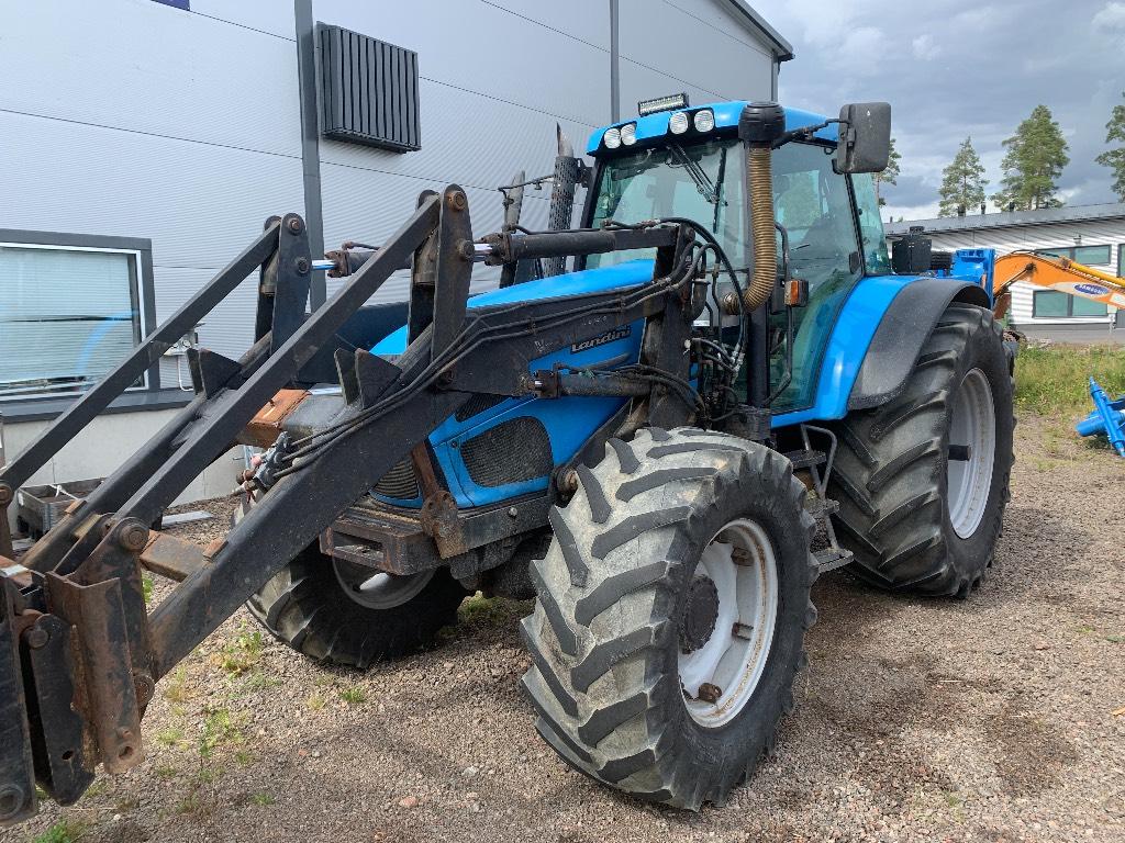 Landini Legend 160, Traktorit, Maatalous