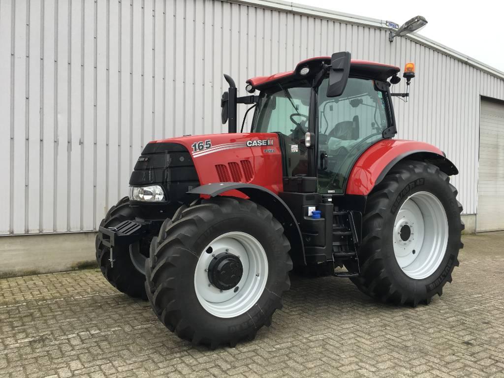 Case IH Puma 165, Tractoren, Landbouw
