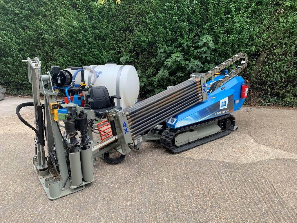 Tracto-Technik GRUNDODRILL 4X, Drills, Construction Equipment