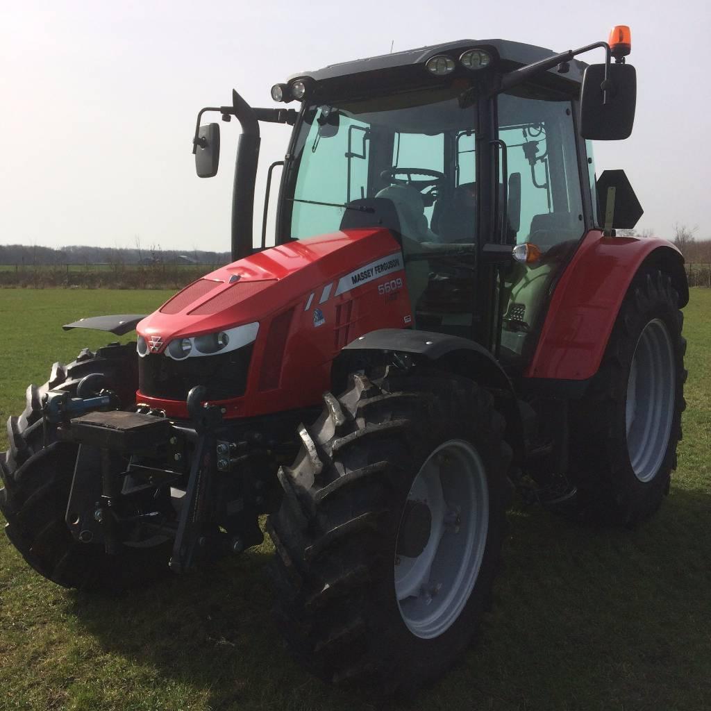 Massey Ferguson 5609 Dyna- 4 Essential, Tractoren, Landbouw