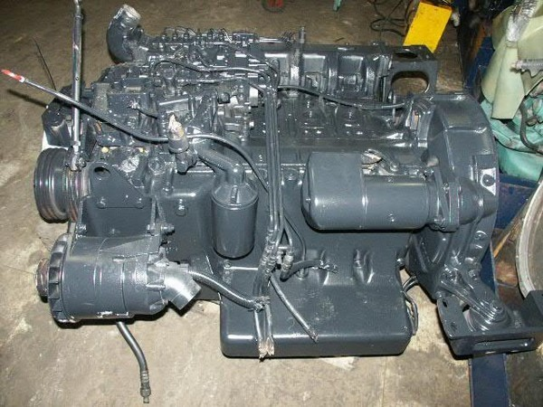 MAN Motor D 0826 LUH 13 / D0826LUH13 , Baujahr: 1996 ...