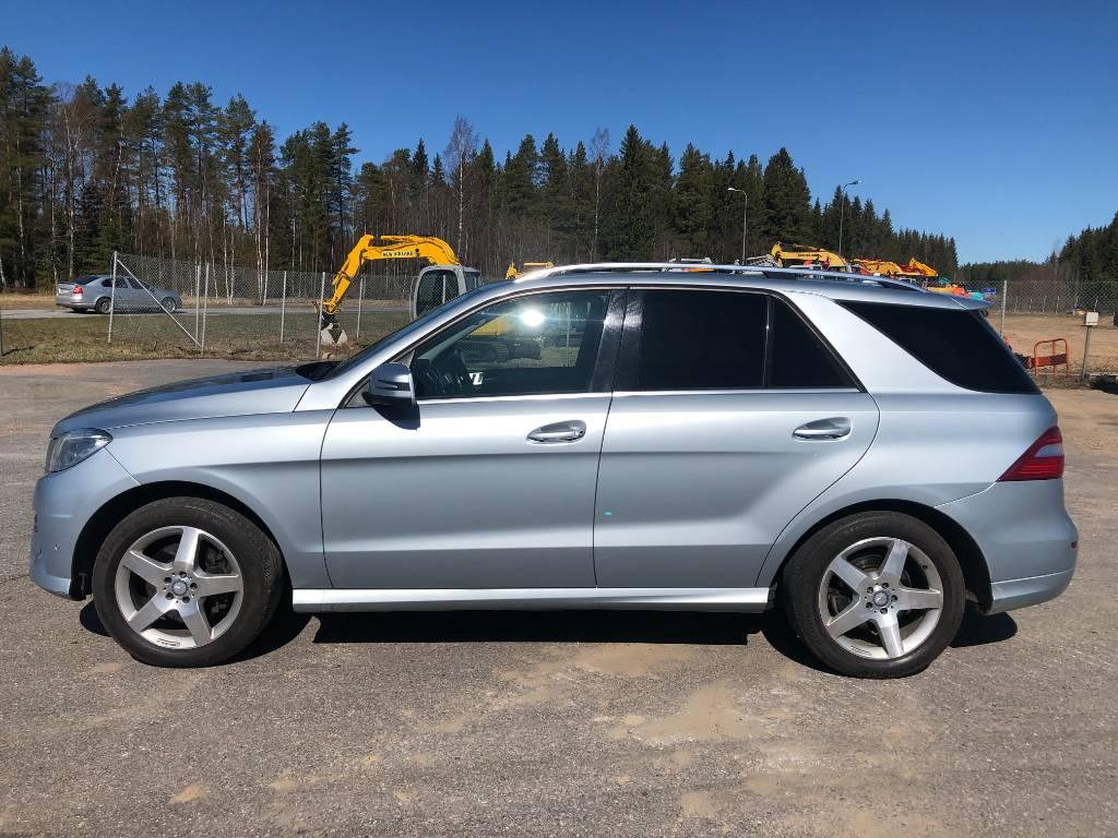 Mercedes-Benz ML350CDI, Henkilöautot, Kuljetuskalusto