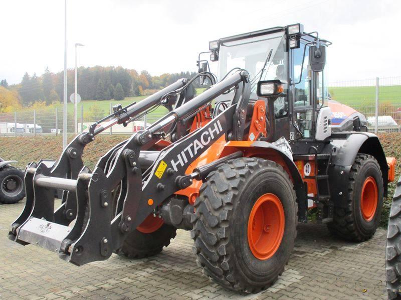 Hitachi ZW 150-6 PL, Wheel Loaders, Construction Equipment