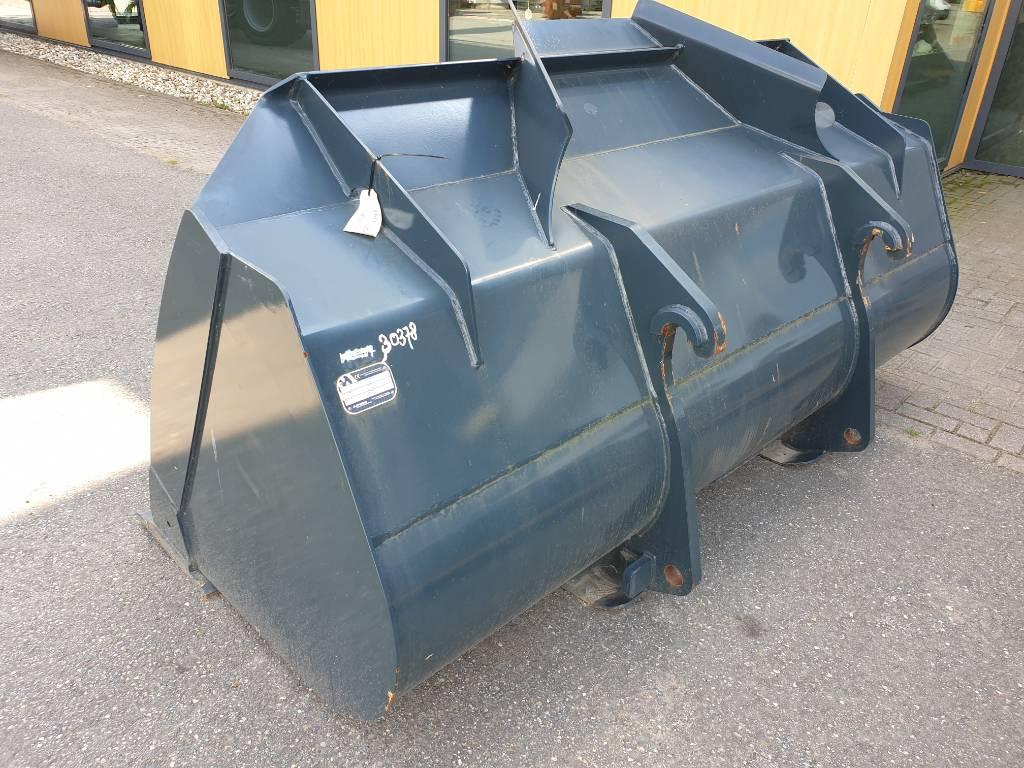 Hyundai Wheel loader bucket HL940, Volvo QC, Buckets, Construction