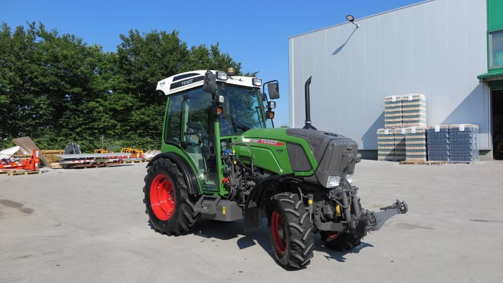 Fendt 209 V, Traktori, Poljoprivreda