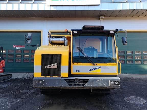Bergmann 4010, Mini dumpere, Anlegg