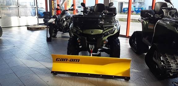 Can-am 570 PRO 60km/t, ATV, Landbruk