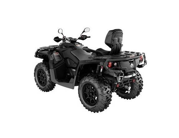 Can-am Outlander 1000 XTP Max 105km/t, ATV, Landbruk