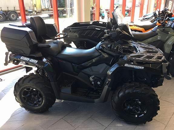 Can-am Outlander Max 650 XT, ATV, Landbruk