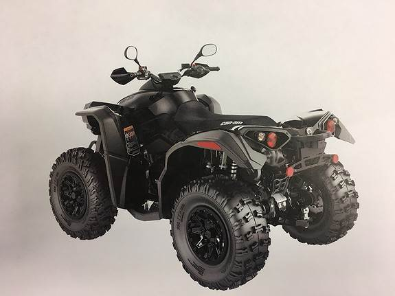 Can-am Renegade XXC 105 km/t, ATV, Landbruk