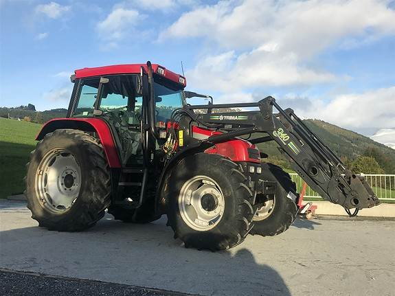 Case IH CS94 Trima laster