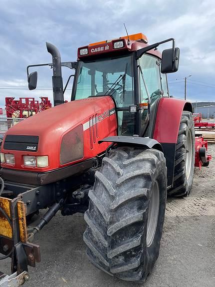 Case IH CS110, Traktorer, Landbruk