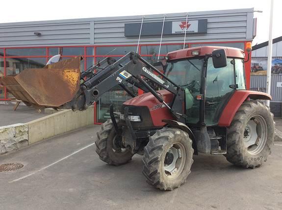 Case IH CX 100, Traktorer, Landbruk