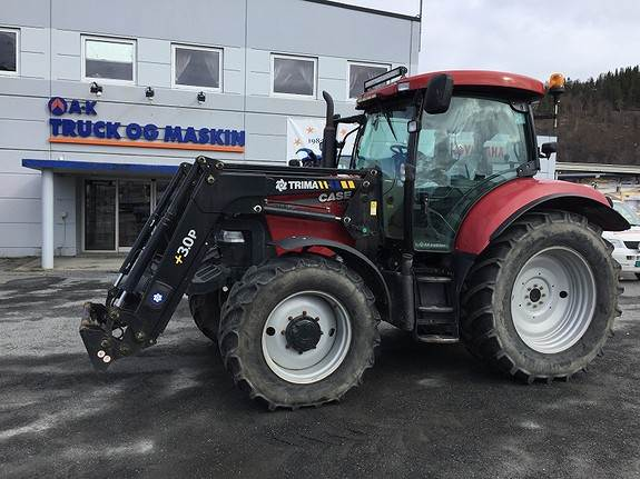 Case IH Maxxum 130 MC
