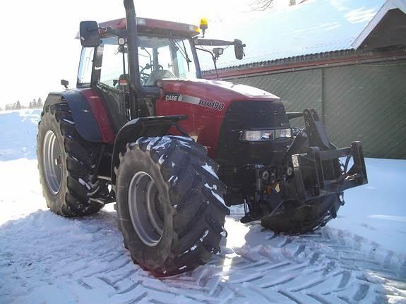 Case IH MXM 190, Traktorer, Landbruk