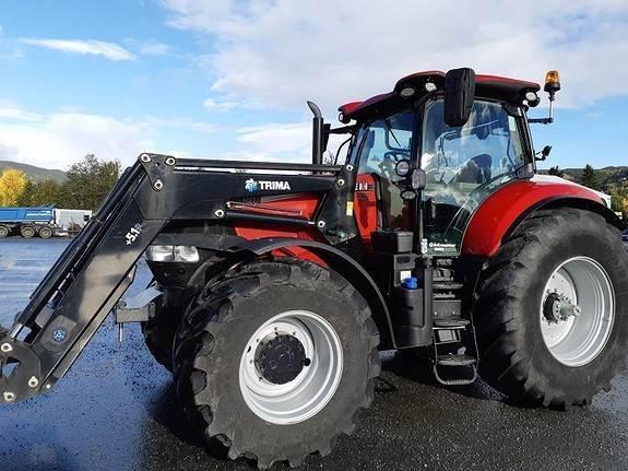 Case IH Puma 210, Traktorer, Landbruk