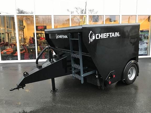 Chieftain SS1063 Hjulgående strøvogn, Annet Veiutstyr, Landbruk