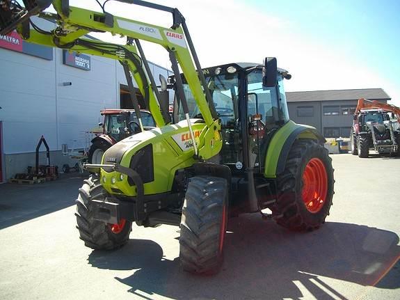 CLAAS ARION 410, Traktorer, Landbruk