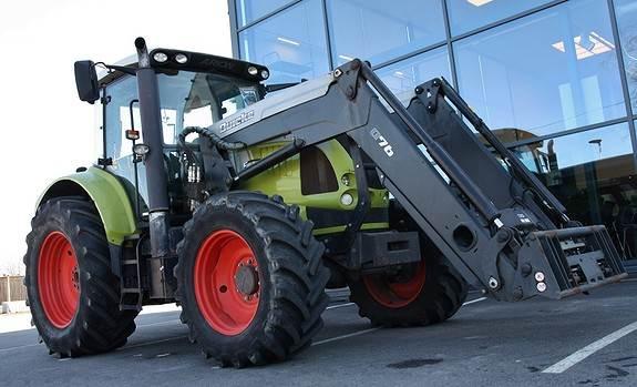 CLAAS Arion 630C, Traktorer, Landbruk