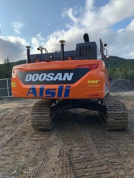 Doosan DX 300 N LC, Crawler Excavators, Construction Equipment