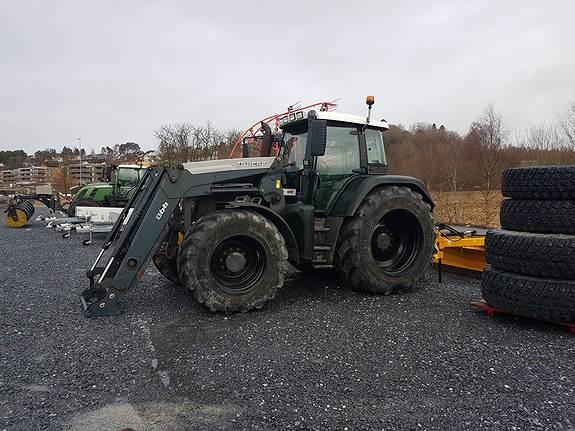 Fendt 718 Vario, Traktorer, Landbruk