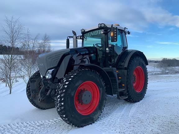 Fendt 939, Traktorer, Landbruk