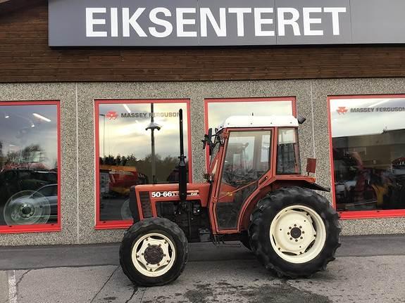 Fiat 50-66dt, Traktorer, Landbruk