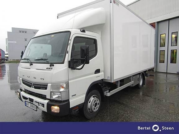 Fuso CANTER 7C18 Euro 6, Nyttelast 3165KG, Skapbiler, Transport