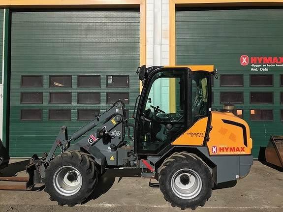 GiANT V6004T X-tra, Hjullastere, Anlegg