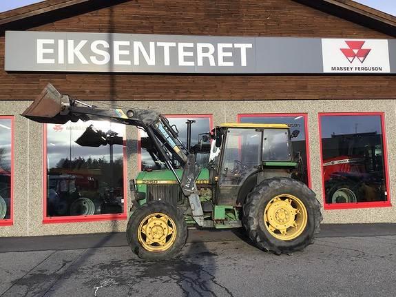 John Deere 2250 Synchron, Traktorer, Landbruk