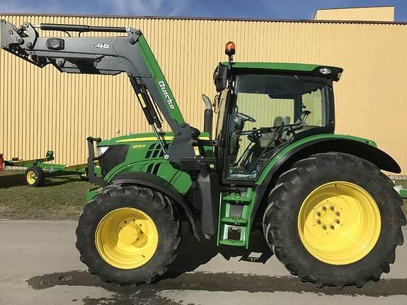 John Deere 6125R 50KM